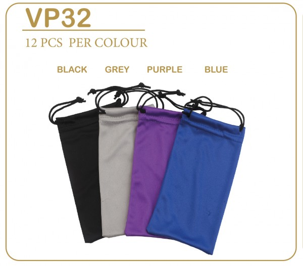 Sunglasses Pouch VP32 Black